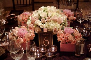 table-card-with-votive-candles-and-flowers