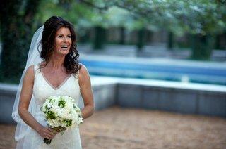 bride-in-peter-langner-wedding-dress-and-veil