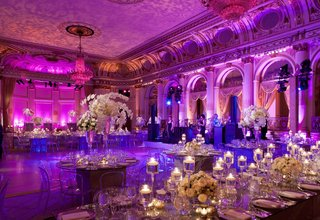 purple-and-pink-lighting-at-the-plaza-ballroom-wedding