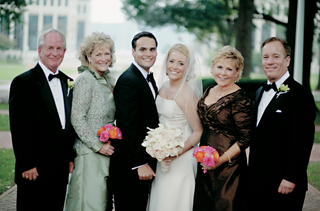 bride-and-groom-with-their-parents