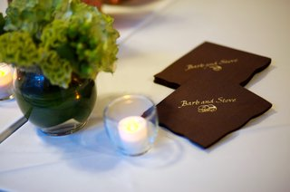 brown-and-gold-embossed-napkin