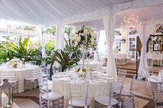 the-real-housewives-of-new-york-citys-luann-de-lesseps-courtyard-reception-greenery-and-chandelier