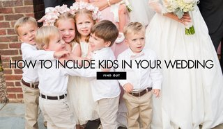 how-to-include-kids-in-your-wedding-and-keep-them-entertained