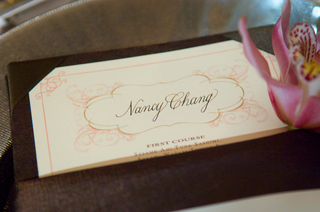 pink-and-white-menu-personalized-with-guests-name