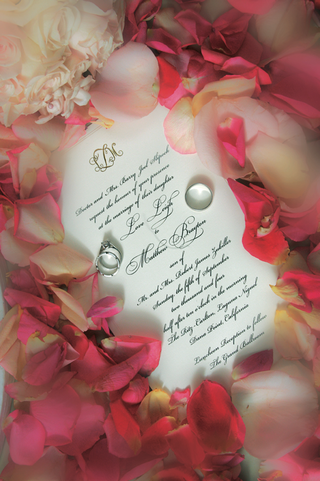 wedding-invitation-surrounded-by-pink-rose-petals