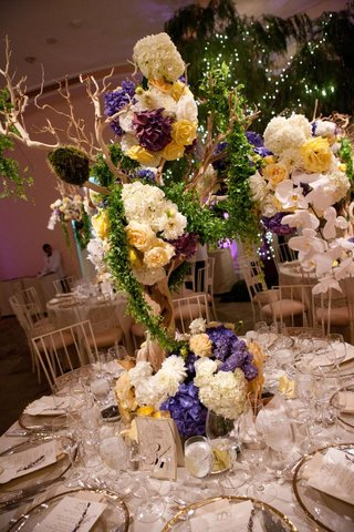 garden-inspired-tablescape-with-large-floral-arrangement
