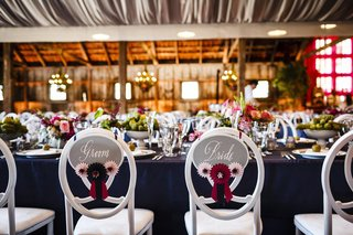 bride-and-groom-chairs-at-long-head-wedding-barn-table