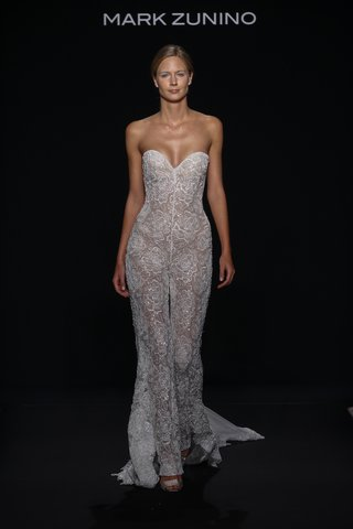 mark-zunino-for-kleinfeld-2016-nude-strapless-lace-bridal-jumpsuit