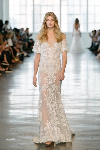 berta-fall-2018-wedding-dress-off-shoulder-short-sleeve-bridal-gown-embroidery-sheer