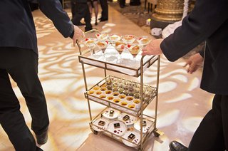 gourmet-dessert-cart-at-wedding-at-the-drake-hotel