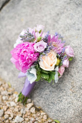 berry-tones-pink-purple-green-bouquet-of-flowers-for-a-bridesmaid-in-arizona