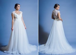 jinza-couture-bridal-2016-a-line-princess-wedding-dress-with-lace-back-cap-sleeves-and-side-cutout