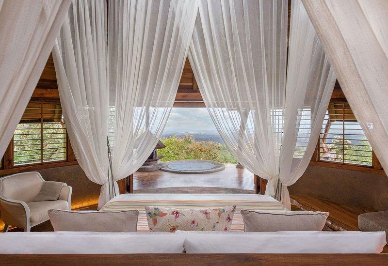 ORIGINS Luxury Lodge - View from Bedroom