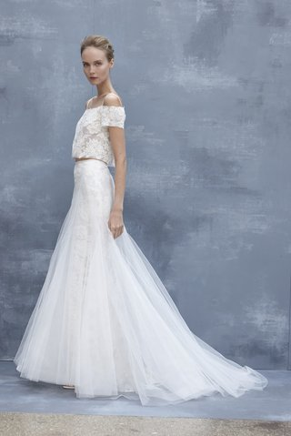 amsale-fall-2018-two-piece-lace-gown-tulle-overlay-sheer-silk-organza-crop-top-lace-applique