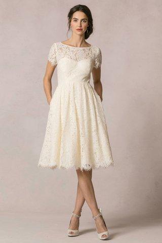 classic-lace-a-line-short-wedding-dress-by-jenny-yoo