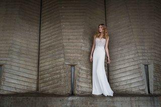 limor-rosen-2017-sophia-wedding-dress-beaded-top-chiffon-skirt-urban-dreams-collection