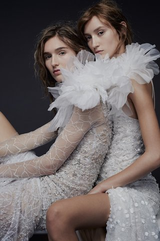 beaded-wedding-dresses-with-fabric-flower-by-vera-wang-fall-2015