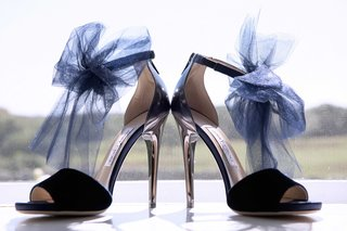 jimmy-choo-navy-blue-peep-toe-shoes-with-tulle-bow-at-ankle