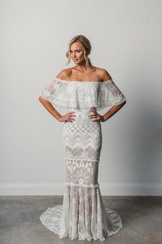 emanuela-by-grace-loves-lace-elixir-off-the-shoulder-wedding-dress-lace-geometric-design