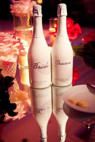 white-sparkling-wine-bottles-with-bride-and-groom-bling-rhinestones