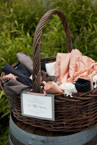 pashmina-scarves-in-brown-wicker-basket