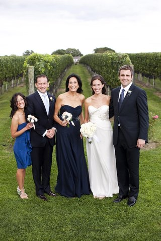newlyweds-with-mother-of-the-bride-in-vineyard