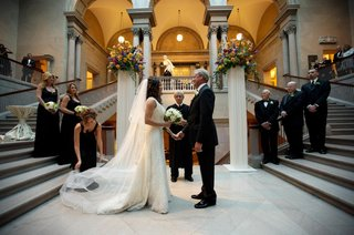 art-institute-chicago-grand-staircase-ceremony