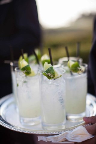 tray-passed-mojitos-with-lime-and-mint-skewer