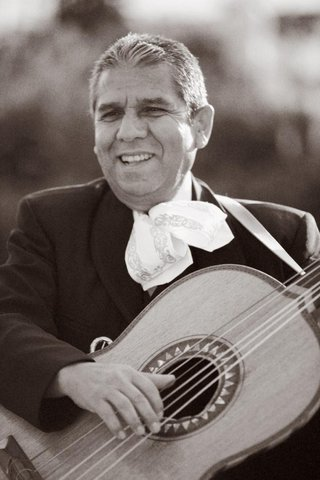 black-and-white-photo-of-mexican-musician