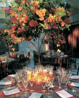 centerpiece-of-fall-color-flowers-and-foliage