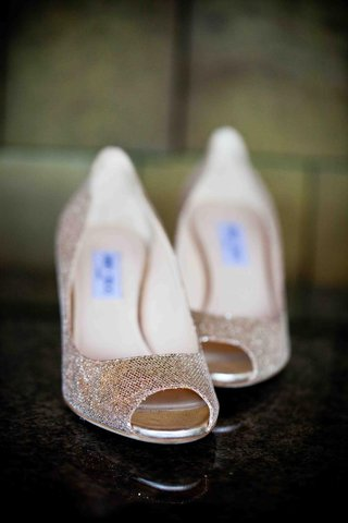 gold-jimmy-choo-wedding-shoes