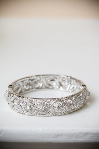 vintage-inspired-diamond-bracelet-cuff