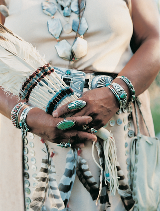julie-tamawiut-turquoise-and-silver-rings-and-bracelets