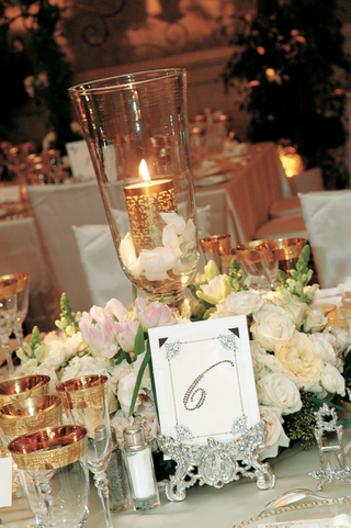 table-number-with-rhinestones-on-silver-stand