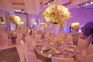 custom-mirror-reception-tables-with-white-flower-centerpieces