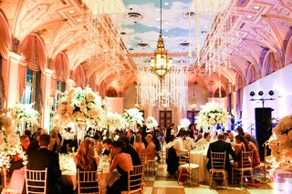 crystals-hang-from-ceiling-of-mediterranean-themed-ballroom