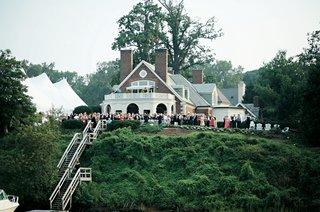 backyard-reception-at-historic-brick-home