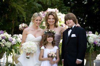mother-of-the-bride-and-flower-girl-dress