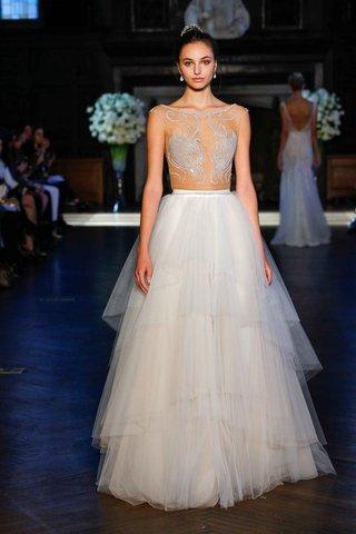 alon-livne-white-fall-2016-tiered-princess-skirt-and-beaded-sheer-bodice-wedding-dress