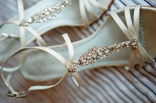 strappy-wedding-heels-with-crystals-on-top-of-foot