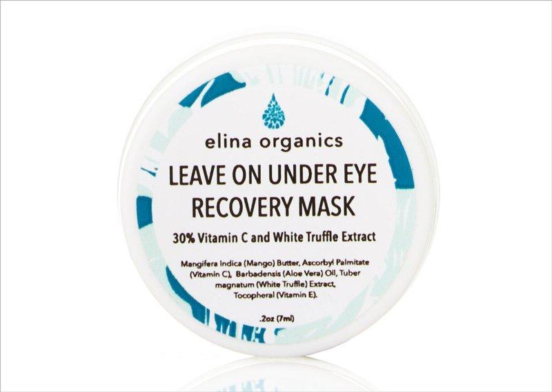 Elina Organics Under Eye Mask