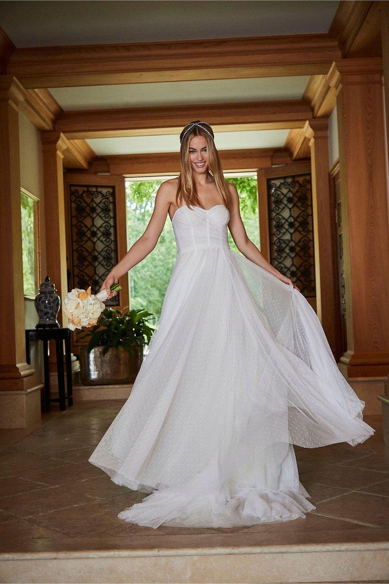 """""""Tory"""" Wedding Dress by Jenny by Jenny Yoo"""