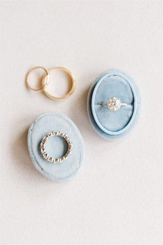 wedding jewelry engagement ring round diamond engagement ring eternity band gold wedding bands