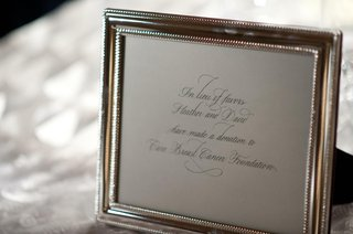 silver-frame-with-wedding-favor-description-for-cbcf-donation