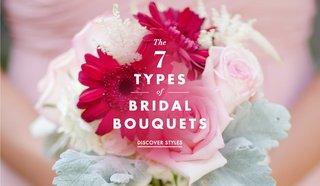 wedding-bouquet-styles-round-cascade-nosegay-posy-glamelia