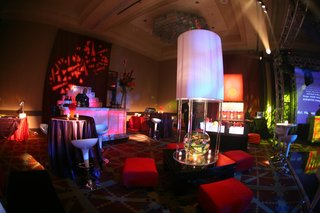 bar-with-bright-lights-and-colorful-furniture