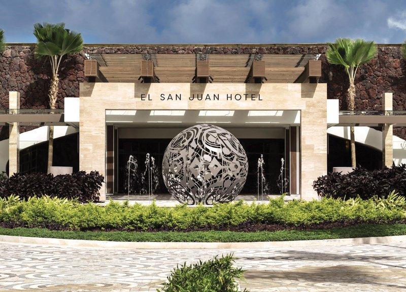 El San Juan Hotel - Entrance