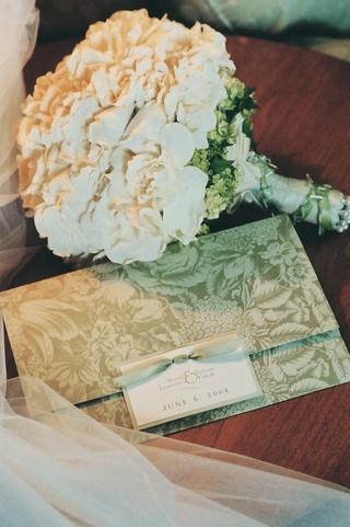 brides-wedding-bouquet-and-floral-motif-invitation