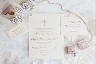 wedding-invitation-for-christian-wedding-pink-mrs-box-velvet-gold-white-invitation