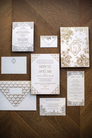 white-silver-and-gold-wedding-invitation-suite-with-art-deco-old-new-york-influences-ceci-new-york